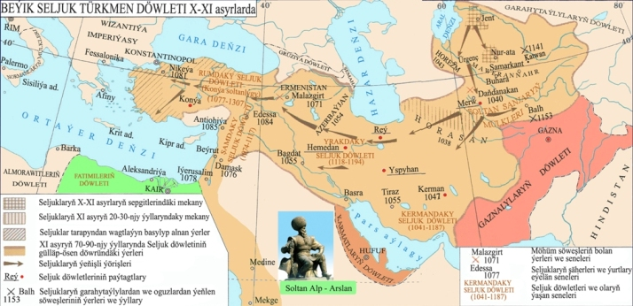 the issues on the unification and guidance of muslims under the seljuk empire A) baghdad remained the capital of islam, but under the control of successive mongol dynasties b) the center of islam passed with the withdrawal of the invaders into the steppes of central asia c) baghdad was supplanted by cairo to the east and soon thereafter istanbul to the north.